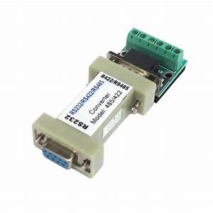 Rs232 To Rs485 Converter Rs232 Rs485 Converter Rs 232 To Rs 485 Adapter For Security System