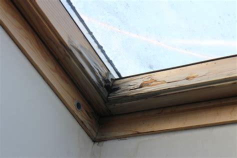 schimmel am fensterrahmen probleme mit schimmel und feuchtigkeit am dachfenster