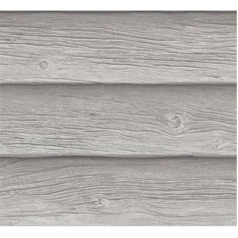 papier peint bois de bardage gris papier peint bois