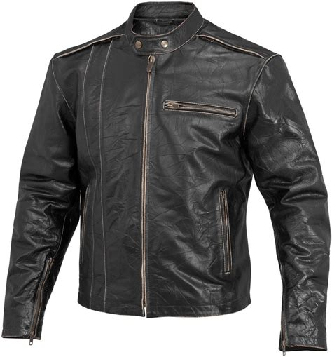 cheap motorcycle leathers 289 95 river road mens petro distressed leather jacket