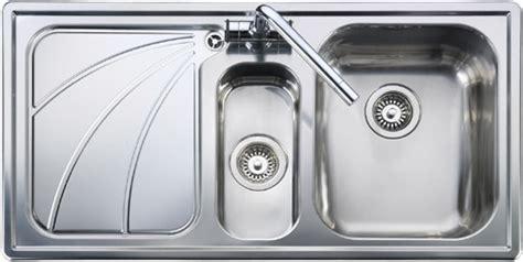kitchen sink chicago rangemaster chicago ls cg9852l 1 5 bowl stainless steel 2614