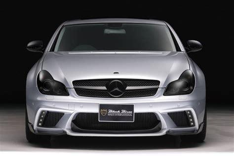 Wald Mercedes Cls W219 Black Bison