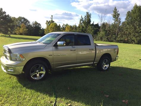 Well Maintained Dodge Ram Pickup For Sale
