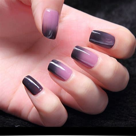 y s temperature change gel nail shiny classic lacquer uvled changing 065 ebay