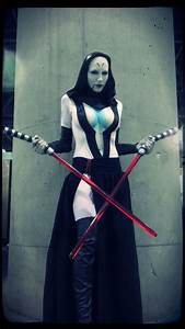 Asajj Ventress cosplay | Star Wars Cosplay | Pinterest