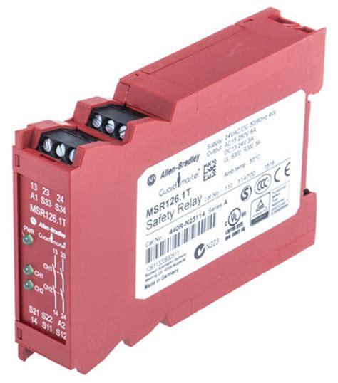 440r n23114 minotaur 440 r safety relay dual channel