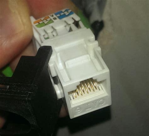 solucionado solucionado como conectar cable ethernet rj45 en el de telefono rj11