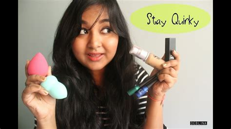 Stay Quirky Review  New Makeup  Tutorial  Youtube