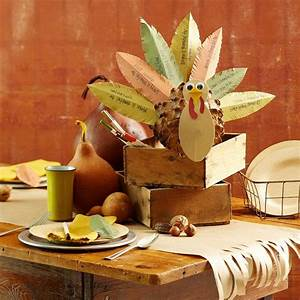 Diy, Thanksgiving, Table, Decoration, Ideas, U2013, 25, Easy, To, Make, Centerpieces
