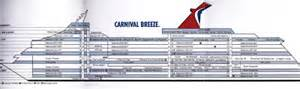 carnival deck plans ship and cabin pictures with diagrams invitations ideas