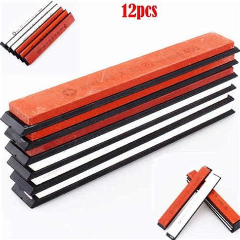 Sharpening Stones For Kitchen Knives by 12pcs Pack Sharpening Stones For Kitchen Knife Sharpener