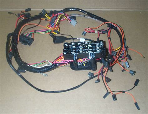 Wiring Harnes For Jeep Cj5 by Jeep Cj Oem Dash Wiring Harness Fits Cj5 Cj6 Cj7 Oem Nos