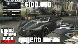 Voitures Gta 5 : gta 5 online argent infini 100000 toutes les 20 secondes vendre voiture plus de ~ Medecine-chirurgie-esthetiques.com Avis de Voitures