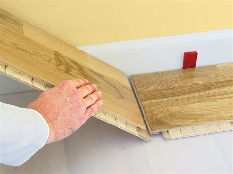how to lay click laminate how to install click lock laminate flooring how tos diy