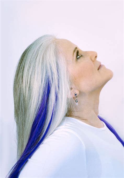 Tips For Women With Gray Hair How To Get Silver Hair And