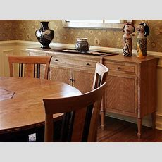 Creating Interior Spaces One Furniture Maker's Perspective