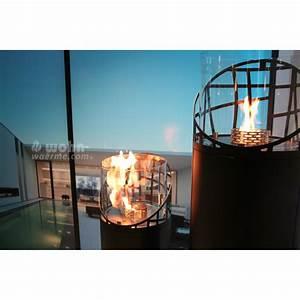 Ethanol Kamin Wärme : outdoor ethanol kamin dubai round von decoflame ~ Buech-reservation.com Haus und Dekorationen