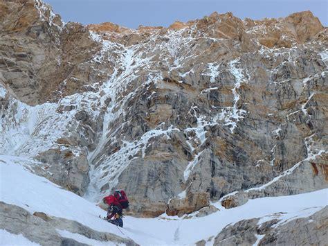 Kamet (7,756m), Southwest Face, Spicy Game