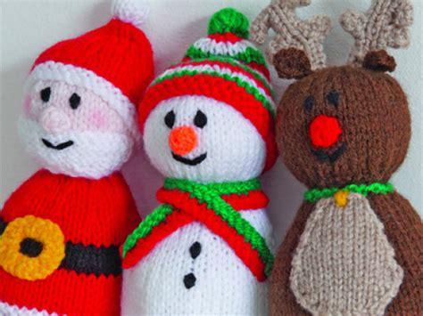 10 christmas knitting patterns
