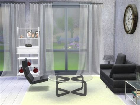 sims resource curtains  canopys  shinokcr