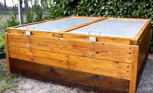Fabriquer Une Serre En Bois : tutoriel fabriquer une serre en bois pour son potager ~ Melissatoandfro.com Idées de Décoration