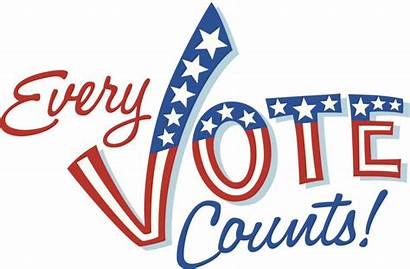 Vote Counts Every Interest Common