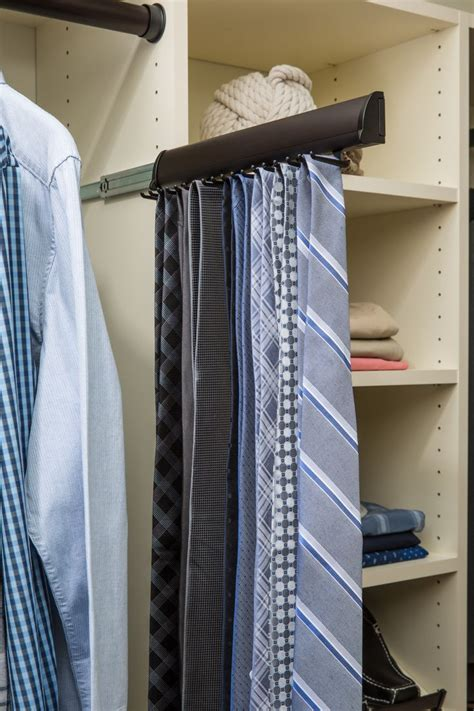 Tie Rack For Closet by Best 25 Tie Rack Ideas On Tie Storage