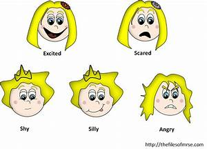 emotion clipart | The Files of Mrs. E