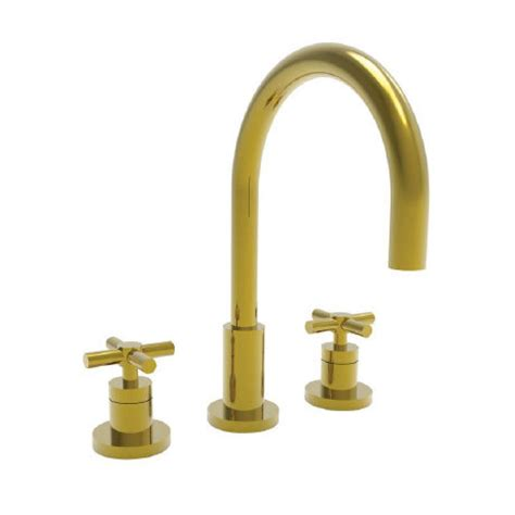 unlacquered brass kitchen faucet bringing back the brass faucets for that style