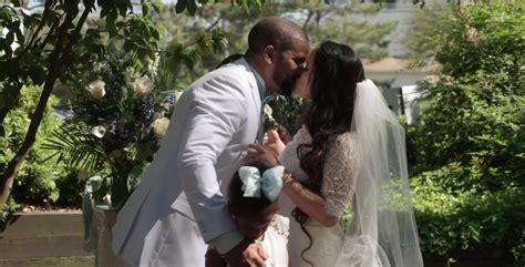 Virginia Beach Couple Ties The Knot On 90 Day Fiancé