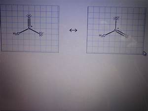 Add Curved Arrows To Both Resonance Structures ... | Chegg.com