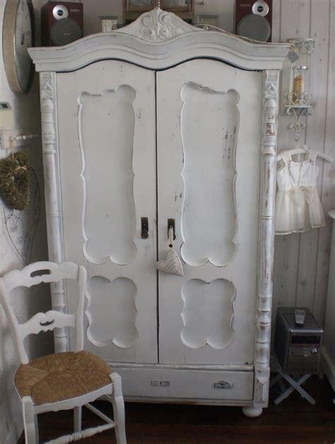 white shabby chic shabby chic white armoire armoire pinterest