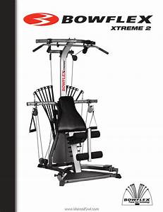 Bowflex Xtl Workout Manual