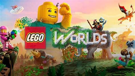 lego worlds out now on xbox one playstation 4 windows