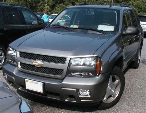 2006 Chevrolet Trailblazer Ls by 2006 Chevrolet Trailblazer Ls 4x2 4 Spd Auto W Od