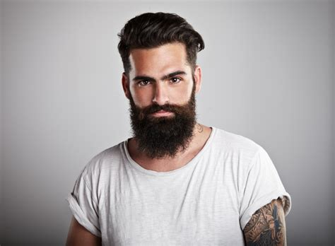 6 Ways To Take Care Of A Big Bushy Beard