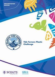 Tide Turners Plastic Challenge Implementation Manual
