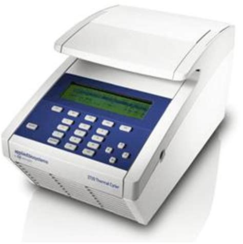 2720 Thermal Cycler from Thermo Scientific : Get Quote ...