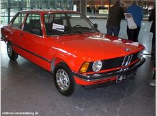 Autos der 70er Jahre