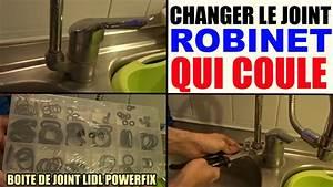 Changer Joint Robinet : rparer robinet qui fuit dmonter cartouche mitigeur with ~ Premium-room.com Idées de Décoration