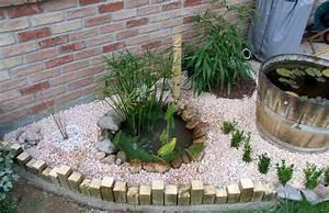bambou dans du gravier idees pour la maison pinterest With ordinary fontaine exterieure de jardin moderne 3 mon jardin aquatique