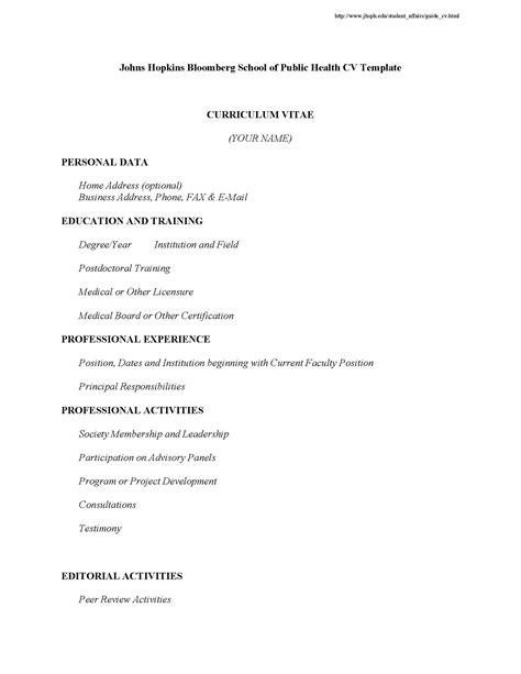 resumes  cvs career resources  students career