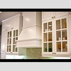Glass Kitchen Cabinet Doors  Kitchen Cabinets With Glass