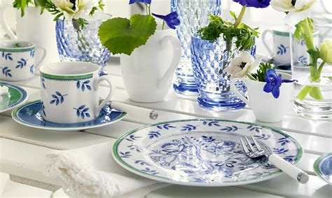 dinnerware place settings sets villeroy boch