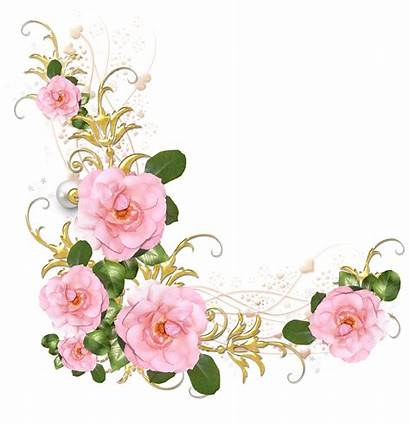 Blush Flower Clipart Pink Fabric Craft Roses