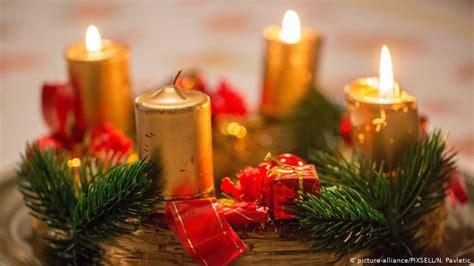 weihnachtsbräuche in deutschland 10 deutsche weihnachtsbr 228 uche und wo sie herkommen lebensart dw 30 11 2017