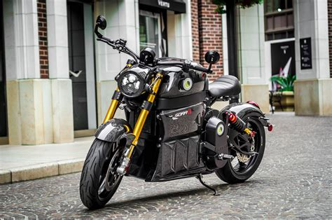 Best Electric Motorcycles Of 2017