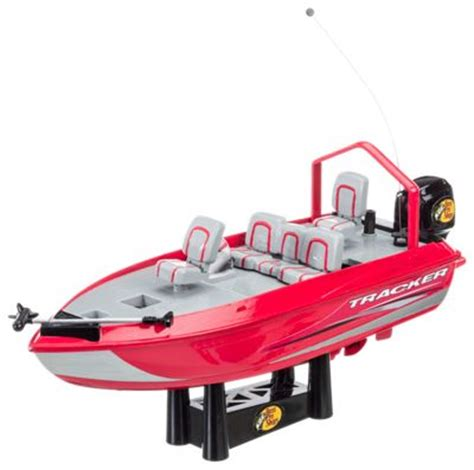 Remote Control Fishing Boat Bass Pro by Bass Pro Shops Tracker Remote Control Fishing Boat Bass