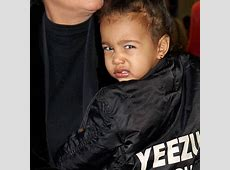 10 Hilarious Facial Expressions of North West As She Turns 3