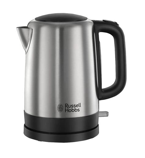 hobbs russell kettle canterbury electric jumia silver amazon brushed stainless steel kettles fabwoman